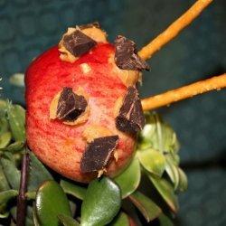 Ladybug Apples recipe