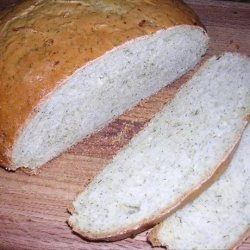 Dill and Onion Bread recipe