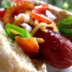 Hot Dogs Waco Style recipe