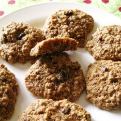 Healthy Oatmeal Raisin Cookies (A.k.a. Meag's Perfect Cookie) recipe
