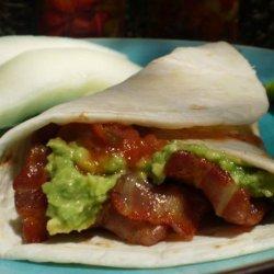 Mom's Breakfast Burrito recipe