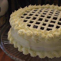 Lemon Blackberry Cake recipe