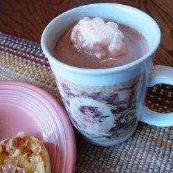 Hot Chocolate New England Style recipe