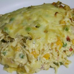 Cheesy Italian Spaghetti recipe