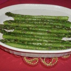 Asparagus Roast recipe