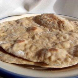 The Best Flour Tortillas recipe