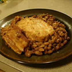 Pork Chops Bake recipe