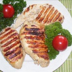 Excellent Grilled Chicken recipe