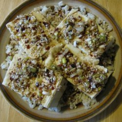 Warm Tofu With Spicy Garlic Sauce recipe