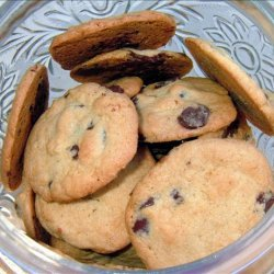 Thin & Crisp Chocolate Chip Cookies recipe