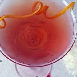 Cupid's Cosmo recipe