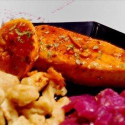 Turkey a L'orange recipe