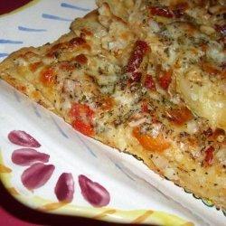 Gourmet Pizza recipe