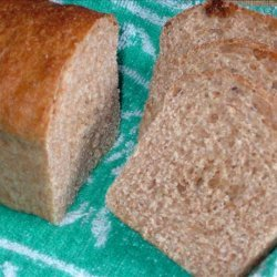 Honey Oat Bran Bread recipe