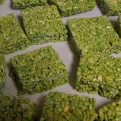 St. Patrick's Day Rice Krispie Treats recipe
