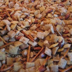 Traditional Chex Party Mix recipe