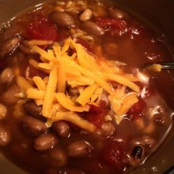 Spicy Fiesta Taco Soup recipe