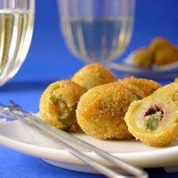Fried Olives recipe