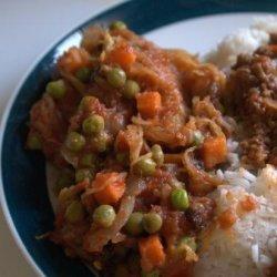 Spaghetti Squash Curry recipe