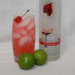 Cherry Vodka Limeade recipe