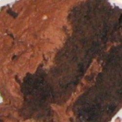 George Washington Chocolate Cake recipe