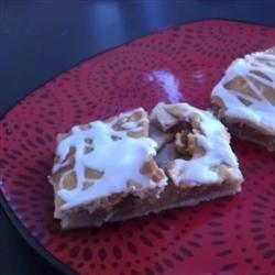 Danish Pastry Apple Bars I recipe