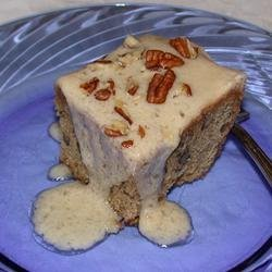 Maple Walnut Bars recipe
