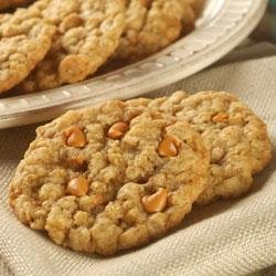 Oatmeal Scotchies from Nestle(R) Toll House(R) recipe