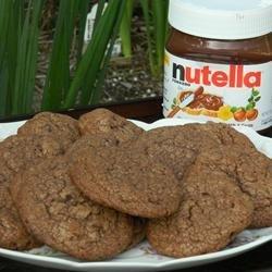 Nutella® Hazelnut Cookies recipe