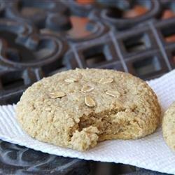 Easy Roasted Almond Cookies recipe