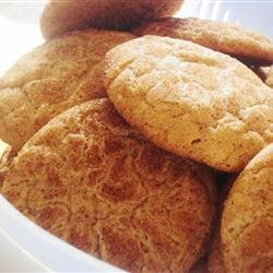 Cinnamon Lemon Cookies recipe