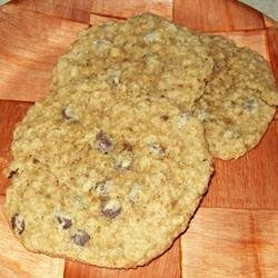 Mom's Garbage Cookies recipe