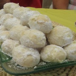 Russian Tea Cakes II recipe