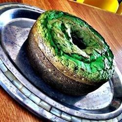 Creme de Menthe Cake II recipe