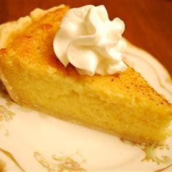 Sweet Potato Pie V recipe