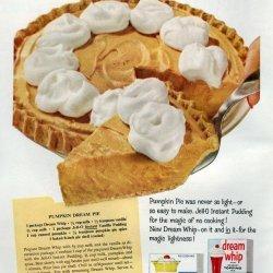 Dream Pie recipe