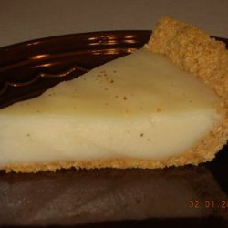 Old Fashioned Cream Pie recipe