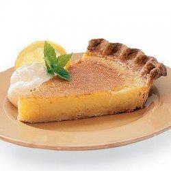 Lemon Chess Pie II recipe