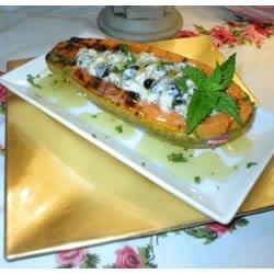 Papaya Boats recipe