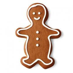 Gingerbread Cutouts recipe