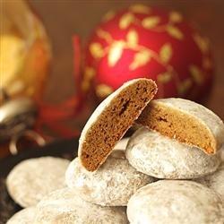 Pfeffernuesse Cookie Mix recipe