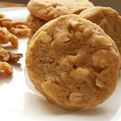 Black Walnut Cookies I recipe