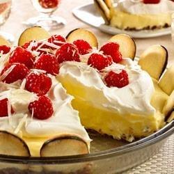 White Chocolate Silk Pie recipe