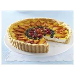 Triple Berry Cheesecake Tart recipe