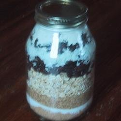 Oatmeal Fruit Cookie Mix In A Jar recipe