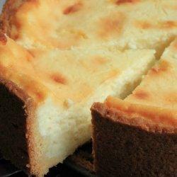 Old Fashioned German Cheesecake recipe