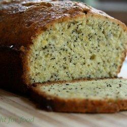 Poppy Seed Cake II recipe