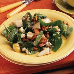 Watercress, Melon and Almond Salad recipe