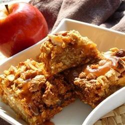 Apple Butterscotch Bars recipe