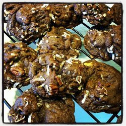 Whip-Up German Chocolate Cookies recipe